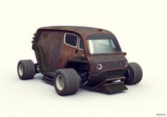 What happens when dads owns a Jeep and moms a gear head the children become confused See what happens. Custom Hot Wheels, Custom Cars, Futuristic Cars, Car Drawings, Kit Cars, Mad Max, Automotive Design, Concept Cars, Cars And Motorcycles