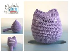 Tunella's Geschenkeallerlei präsentiert: Vroni - gehäkelte Katze - verträgt viel Kinderliebe (drücken, knautschen, wuzeln, schmusen erwünscht) #TunellasGeschenkeallerlei #Häkelei #Katze #Baby #Geschenk Etsy Seller, Crochet Hats, Create, Unique, Crochet Stuffed Animals, Baby Favors, Goodies, Playing Games, Cats