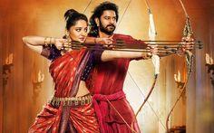 Baahubali 2 The Conclusion, drama, 2017 movie, Anushka Shetty, Prabhas Baahubali