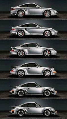 997,996 993,964,911 Turbo, 911 Carrera