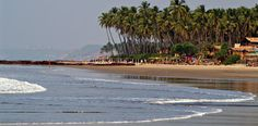 How to do by Vinod: Ashvem Beach located in North Goa