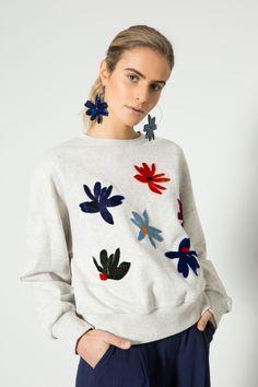 Gorman Online :: Mesozoic Garden Sweater - New Arrivals