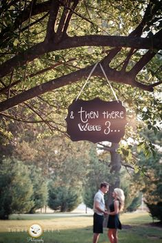 Cute pregnancy announcement idea! Not pregnant, but cute idea!