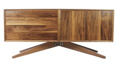 Hillcrest Square Large Credenza by The Bungalow House House Built, White Oak, Modern Lighting, Credenza, Bungalow, Storage, Wood, Furniture, Dallas