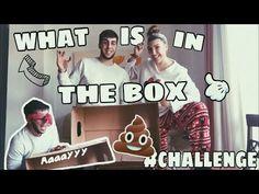 WHAT IS IN THE BOX / QUE HAY EN LA CAJA #CHALLENGE PARTE 1 - YouTube