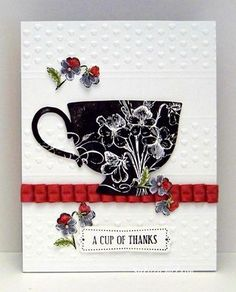1/4/2012; Sylvia Nelson at 'Sylvia's Stamping Corner; blog; Tea Shoppe stamp set