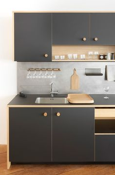 Jasper Morrison designs first kitchen for Schiffini