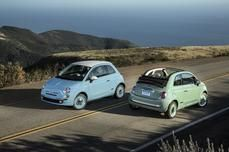 Just in time for the spring and summer top-down driving season, the FIAT brand today introduced the new Fiat 500 1957 Edition Cabrio. The FIAT brand continues Fiat 500 Cabrio, Fiat 500c, Fiat Cinquecento, Maserati, Lamborghini, Rolls Royce, Cadillac, Volvo, Jaguar