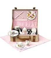 This is so cute. Eva and I can have spring tea parties outside!--flower fairies tea set  $68.00 #pintowingifts