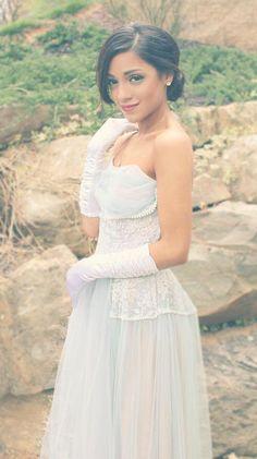 ♡Love you forever Gabi♡ Vintage Princess, Pink Princess, Gabi And Niki, Gabriella Demartino, Date Outfits, Girly Outfits, Vintage Outfits, Vintage Dress, Zendaya