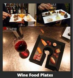 Vassoio per cibo e vino