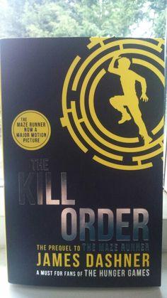 Prequel to the maze runner books, brilliant read