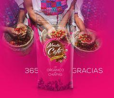 Súmate al proyecto social, forma parte de la historia. Nuestro Café, Agenda 2016 una agenda que favorece el comercio justo y la producción de café orgánico de parte de grupo indígenas en Chiapas.