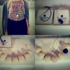 Fabrikate Studio statement necklaces simplicity