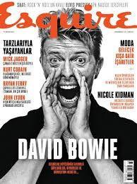 Resultado de imagen de david bowie magazine covers