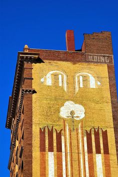 Cotton Mural Downtown Memphis by macsphotos, via Flickr