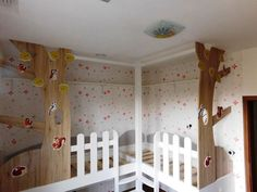 kids room for twins