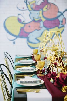 Alternative/Urban styled wedding wedding shoot - Executed by and featured on www.brideclubme.com.