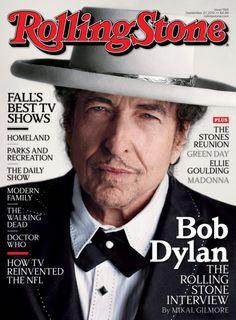 Bob Dylan na Rolling Stone (americana, #1166)