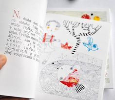 autorská kniha - Rybka Viky