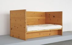 Donald Judd Daybeds: Strictly Inspiration | Apartment Therapy