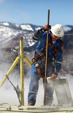 America's energy future: Meet the frackers | The Economist