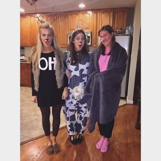 Pin for Later: 43 Punny Halloween Costumes That Won't Break the Bank Oh Deer and Holy Cow Turn your favorite play on words into a punny Halloween costume this year with an easy outfit that's sure to rake in the laughs. Whether you're on the hunt for