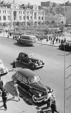 Москва Moscow 1930's
