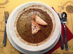 """""""Bottega del Vino"""": La Zuppa di lenticchie."""