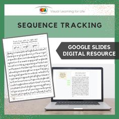 This digitally interactive resource is designed for use with Google Slides. This resource contains 10 slides in total. Answer sheets are included.The student must find the same letter sequences as the examples at the top of the page, and drag the orange boxes to mark the correct answers.