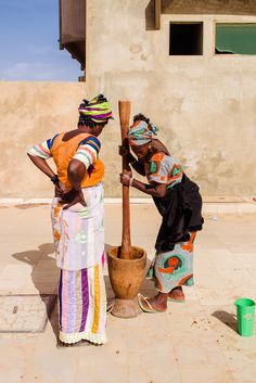 """lucameola: """" cuisine africaine - Dakar, Senegal 2013 """""""
