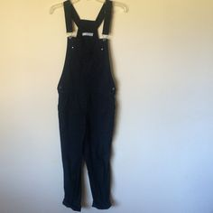 Casual cotton overalls! Overalls are back in! These are great cotton soft and casual overalls! Fitted from top to bottom!   Stretch cotton denim  Adjustable straps  Pocketed design  Regular fit - true to size  Machine wash ASOS Pants Jumpsuits & Rompers