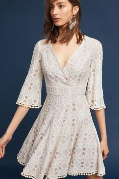 Lista Lace Dress | Anthropologie