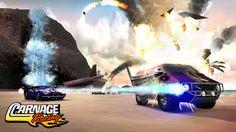 Carnage Racing startet auf Facebook durch