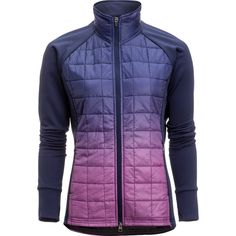 Nirvana Fade womens mountain biking jacket - love these colors