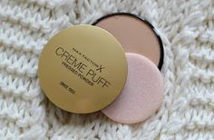 London Beauty Queen: MaxFactor Creme Puff: 1953-2013