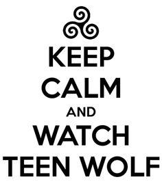 watch teen wolf.