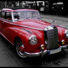 1955 Mercedes 300 C Adenauer.