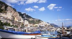Get to know this beautiful part of southern Italy for less with this Amalfi Coast travel package. (From: Amalfi Coast, Air, Car, 6 Nights, From $1,459)