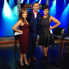 Great to catch up on all things #NickCannon on #newyorklivetv this week! #drumlinetwo