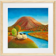 Together In Autumn Splendour – Lucy Pittaway