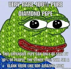 I'm only pinning this because pepe looks as amazing as ever