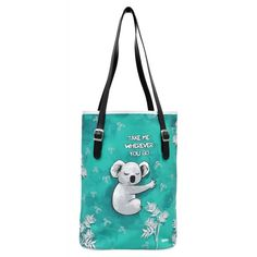 DOGO Tall Bag - Koala hug