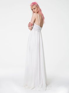 Narcissus by Houghton NYC available at The Bridal Atelier Melbourne & Sydney | www.thebridalatelier.com.au @thebridalatelier #sheisthebridalatelierbride