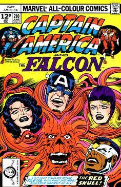 ... I wish I had been able to get ahold of this comic when I was a kid. It's really spectacular. I wonder if someone at Marvel contacted Jack and asked him ...