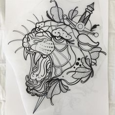 Pin by nelle paredes on otats tattoo drawings, tattoo design Left Arm Tattoos, Head Tattoos, Body Art Tattoos, Small Tattoos, Sleeve Tattoos, Cool Tattoos, Traditional Tattoo Drawings, Traditional Tattoo Design, Traditional Tattoos
