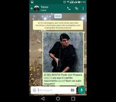 Brasileiros descobrem WhatsApp de terrorista do EI e fazem piada