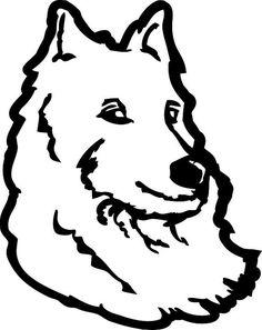 "Items similar to Decal vinyl Sticker ""Shepherd Dog"". Car, window, bumper, laptop and bumper custom decoration. Stickerize yourself! on Etsy Dog Car, Shepherd Dog, Decals, Laptop, Window, Stickers, Unique Jewelry, Handmade Gifts, Decoration"