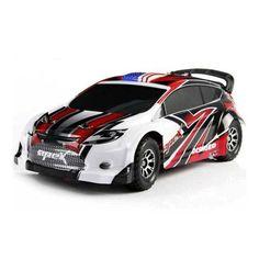 Nuevo coche RC de Rally Vortex con una potencia fuera de lo común y una tracción inigualable,con el ladiversión esta asegurada. Increíble tracción de 4 ruedas Más de 50 km/h Cargador incluido
