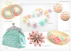 Lookbook Unlimited: Pastel Accessories